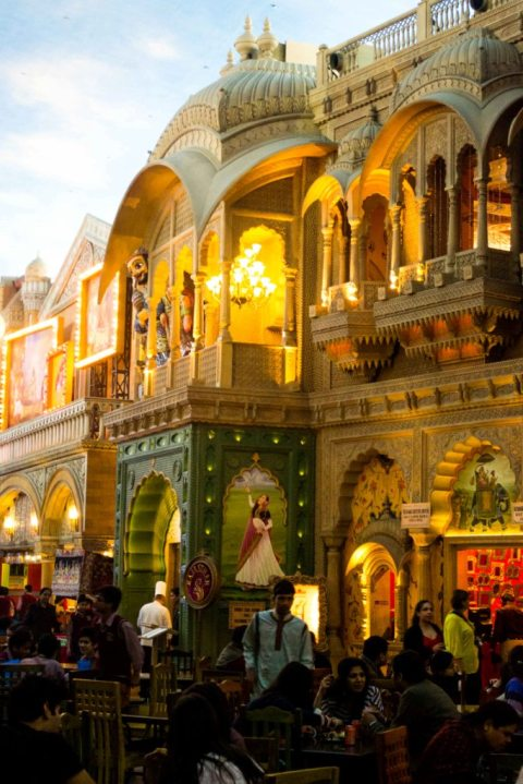 Kingdom Of Dreams, Gurgaon 2