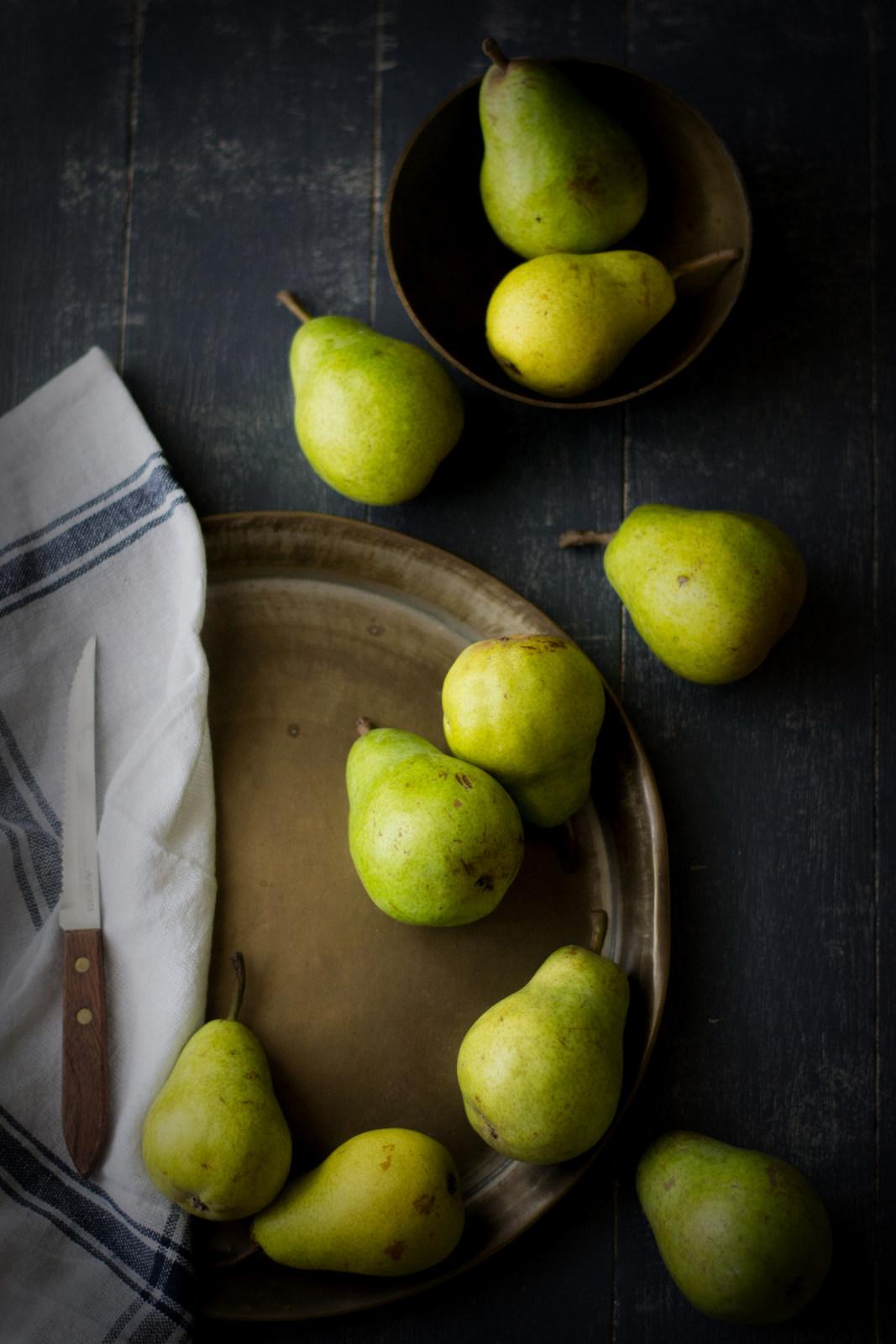 Chocolate Pear Teabread - The White Ramekins