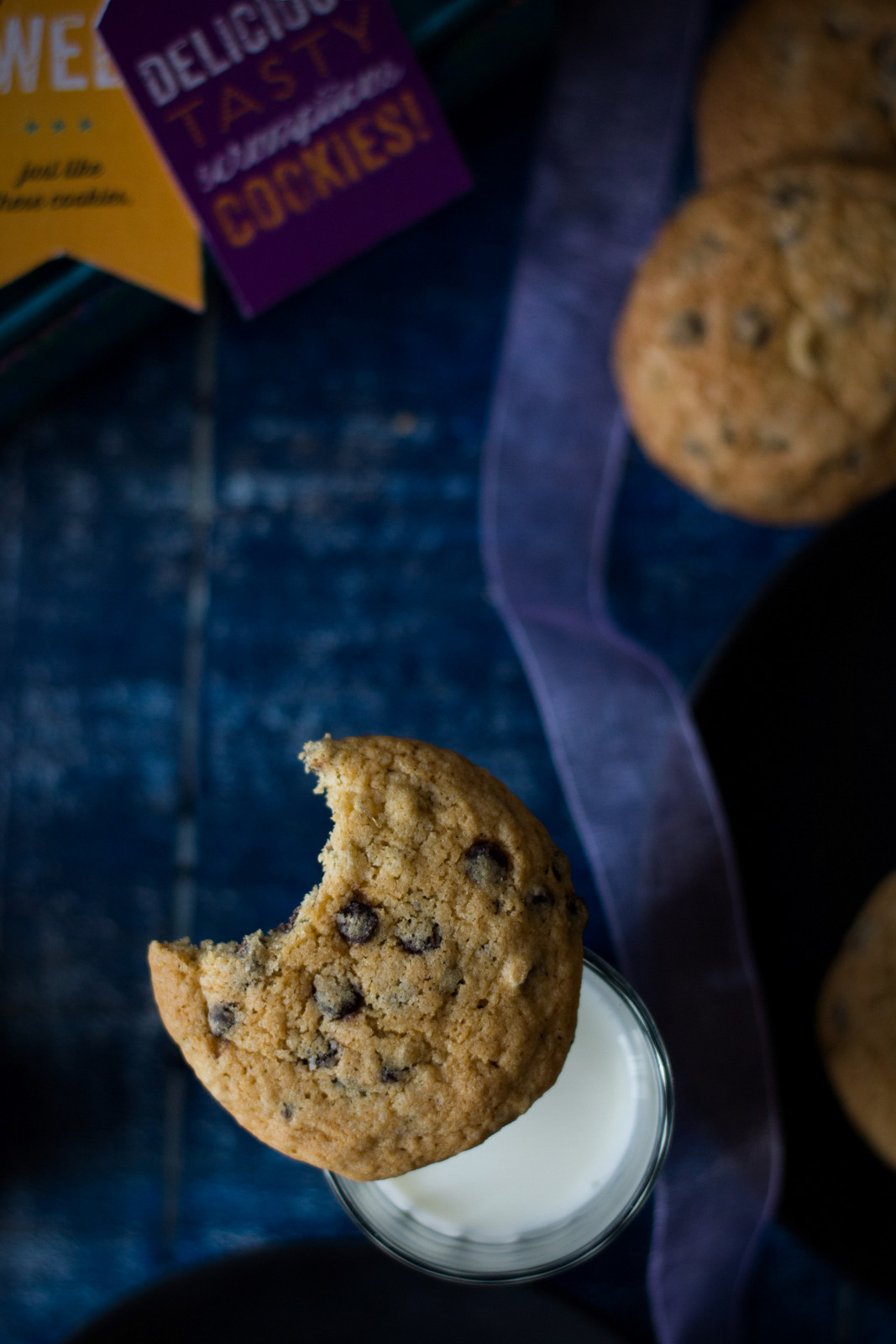 Ginger & Chocolate Chip Cookies…The Great Food Blogger Cookie ...